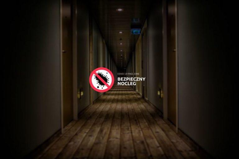 Bezpieczny hotel